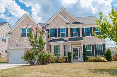 High Point Single Family Home For Sale: 4525 Blackberry Brook Trail
