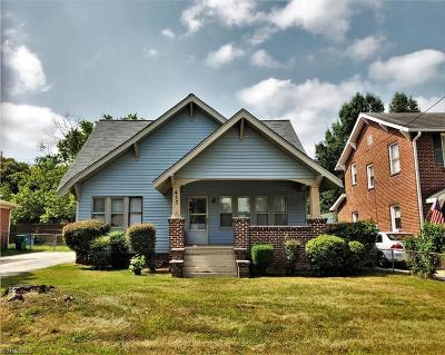 Emerywood Single Family Home For Sale: 425 W Lexington Avenue