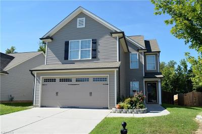 Alamance County Single Family Home For Sale: 103 Graphite Drive