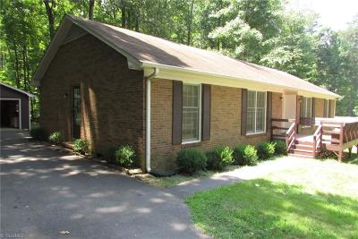 Greensboro Single Family Home For Sale: 4708 Landaff Drive