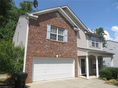 Alamance County Single Family Home For Sale: 1101 Birkdale Drive