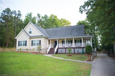 High Point Single Family Home For Sale: 6343 Gray Farm Road