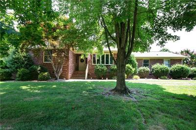 Statesville Single Family Home For Sale: 2650 Fines Creek Drive