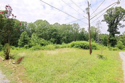 Winston Salem Residential Lots & Land For Sale: 260 Marvin Boulevard
