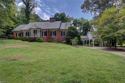 High Point Single Family Home For Sale: 909 Parkway Avenue