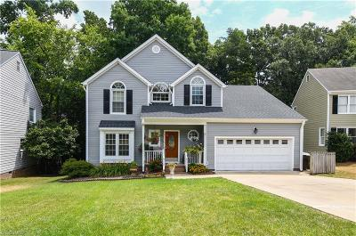Greensboro Single Family Home For Sale: 5 Sanderling Place