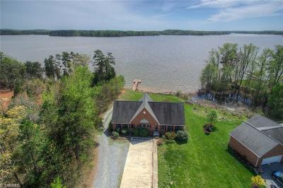 Lexington Single Family Home For Sale: 1001 Marvin Hedrick Road