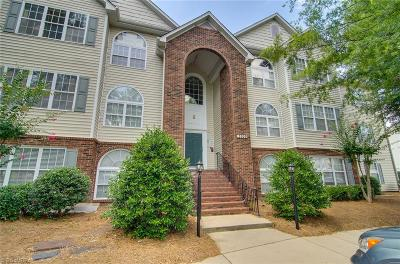 Greensboro Condo/Townhouse Due Diligence Period: 3709 Morris Farm Drive #1B
