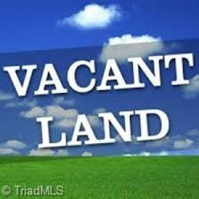 Yadkin County Residential Lots & Land For Sale: 00 Turners Creek Road