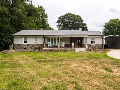 Burlington Single Family Home For Sale: 813 N Nc Highway 87