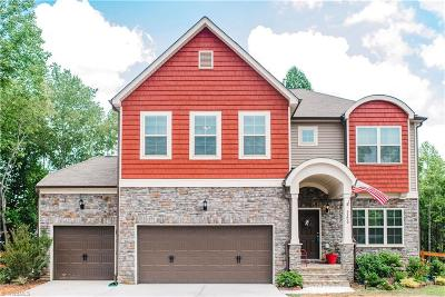 Greensboro NC Single Family Home For Sale: $385,000