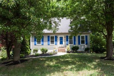 High Point Single Family Home For Sale: 703 Ridgeworth Avenue
