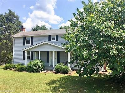 Rockingham County Single Family Home For Sale: 10444 Nc Highway 700