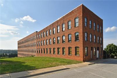 Winston Salem Condo/Townhouse Due Diligence Period: 836 Oak Street #400