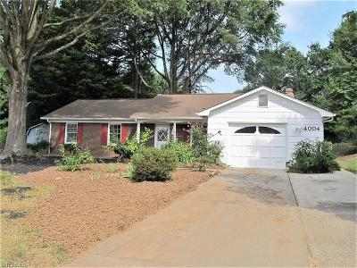Single Family Home Sold: 4004 Village Place