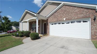 Winston Salem Single Family Home For Sale: 133 Everidge Road