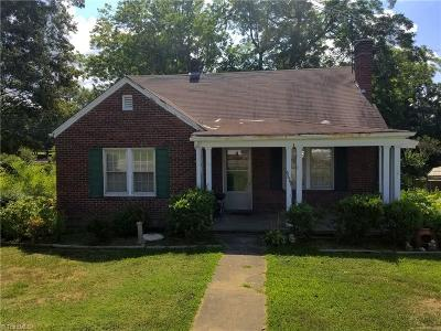 Ruffin Single Family Home For Sale: 9669 Us Highway 29 Bus
