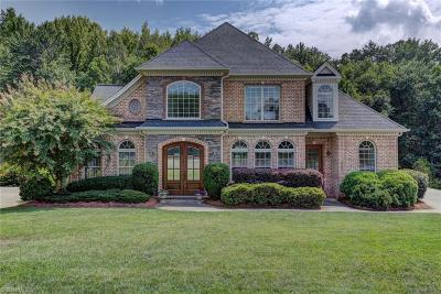 Kernersville Single Family Home For Sale: 629 Nickel Creek Court