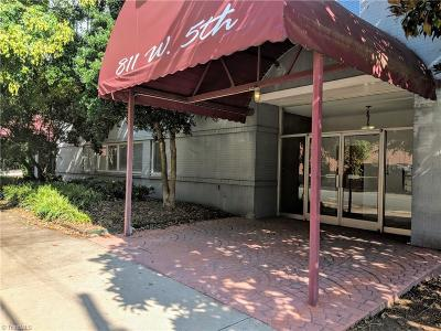 Condo/Townhouse For Sale: 811 W 5th Street #205