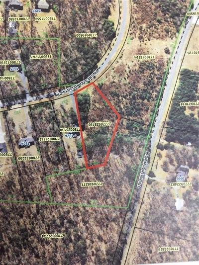 Asheboro Residential Lots & Land Due Diligence Period: Winchester Heights Drive