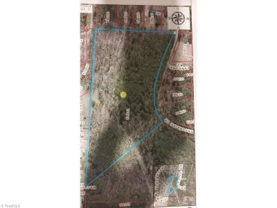 Alamance County Residential Lots & Land For Sale: 0000 Springhill Drive