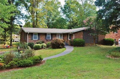 Pfafftown Single Family Home For Sale: 1830 River Dale Road