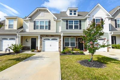 Kernersville Condo/Townhouse For Sale: 113 Tilleys Grove Drive