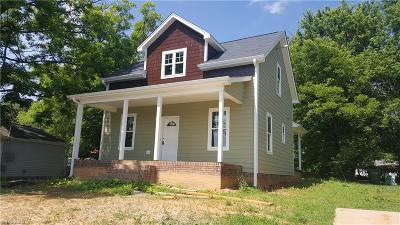 High Point Single Family Home For Sale: 806 George Place