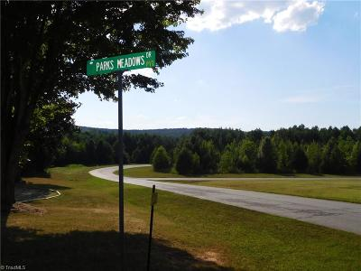 Davidson County Residential Lots & Land For Sale: 149 Parks Meadows Drive
