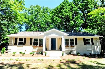 Greensboro Single Family Home For Sale: 401 Springtime Drive