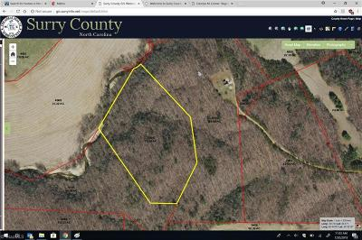 Surry County Residential Lots & Land For Sale: Laurel Springs Church Road