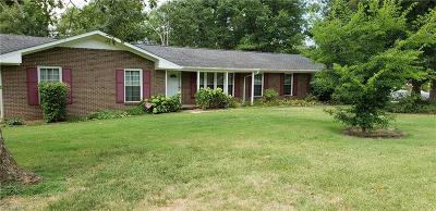 Alamance County Single Family Home For Sale: 2905 Anderson Road