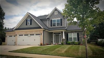 Clemmons Single Family Home For Sale: 6206 Hampton Chase Drive