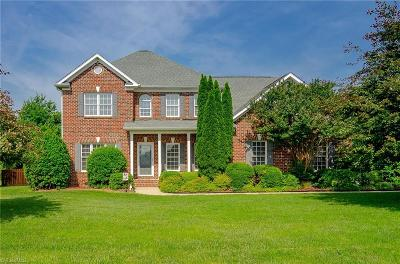 Greensboro Single Family Home For Sale: 7797 Crabtree Valley Court