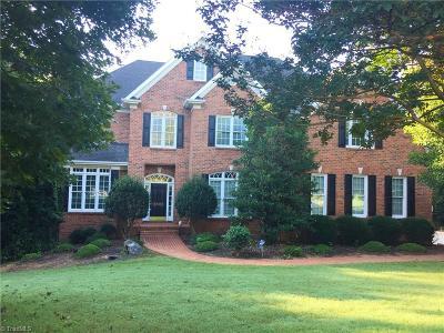 Greensboro Single Family Home For Sale: 5602 Wildrose Drive