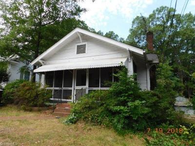 Greensboro Single Family Home For Sale: 412 Northridge Street