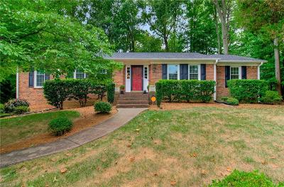 Winston Salem Single Family Home For Sale: 172 Red Fox Trail
