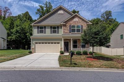 Winston Salem Single Family Home For Sale: 3140 Arrowcrest Place