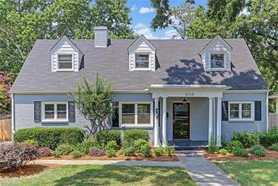 Single Family Home For Sale: 1015 Carolina Street