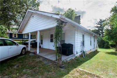 Asheboro Single Family Home For Sale: 912 Lee Street