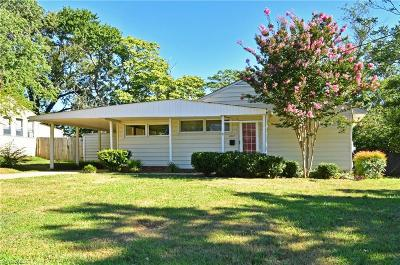 Ardmore Single Family Home For Sale: 2807 Hermitage Drive