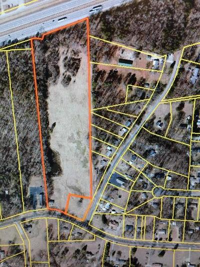 Greensboro Residential Lots & Land For Sale: 2203 & 2205 Sharpe Road