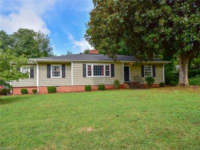 Greensboro Single Family Home For Sale: 506 S Holden Road