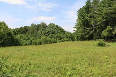 Surry County Residential Lots & Land For Sale: 00 Holly Springs Road