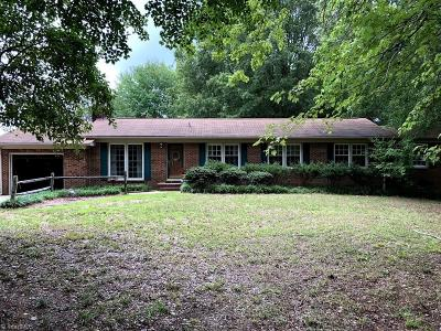 Oak Ridge Single Family Home For Sale: 8423 W Harrell Road