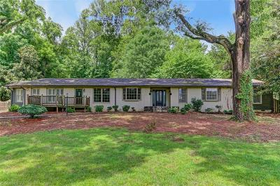 Sedgefield Single Family Home For Sale: 3006 W Sedgefield Drive