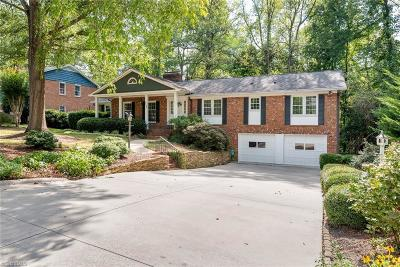 High Point Single Family Home For Sale: 1029 Cantering Road