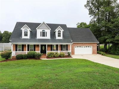 Kernersville Single Family Home Due Diligence Period: 165 Amersham Court