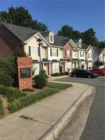 Kernersville Condo/Townhouse Due Diligence Period: 103 Humberside Drive
