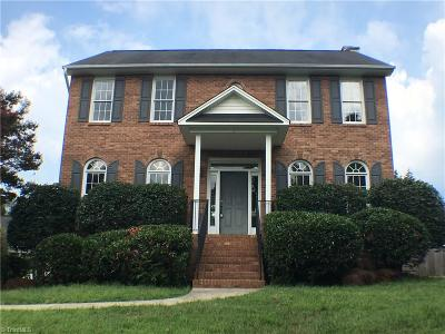Clemmons Single Family Home For Sale: 3718 Squirewood Drive